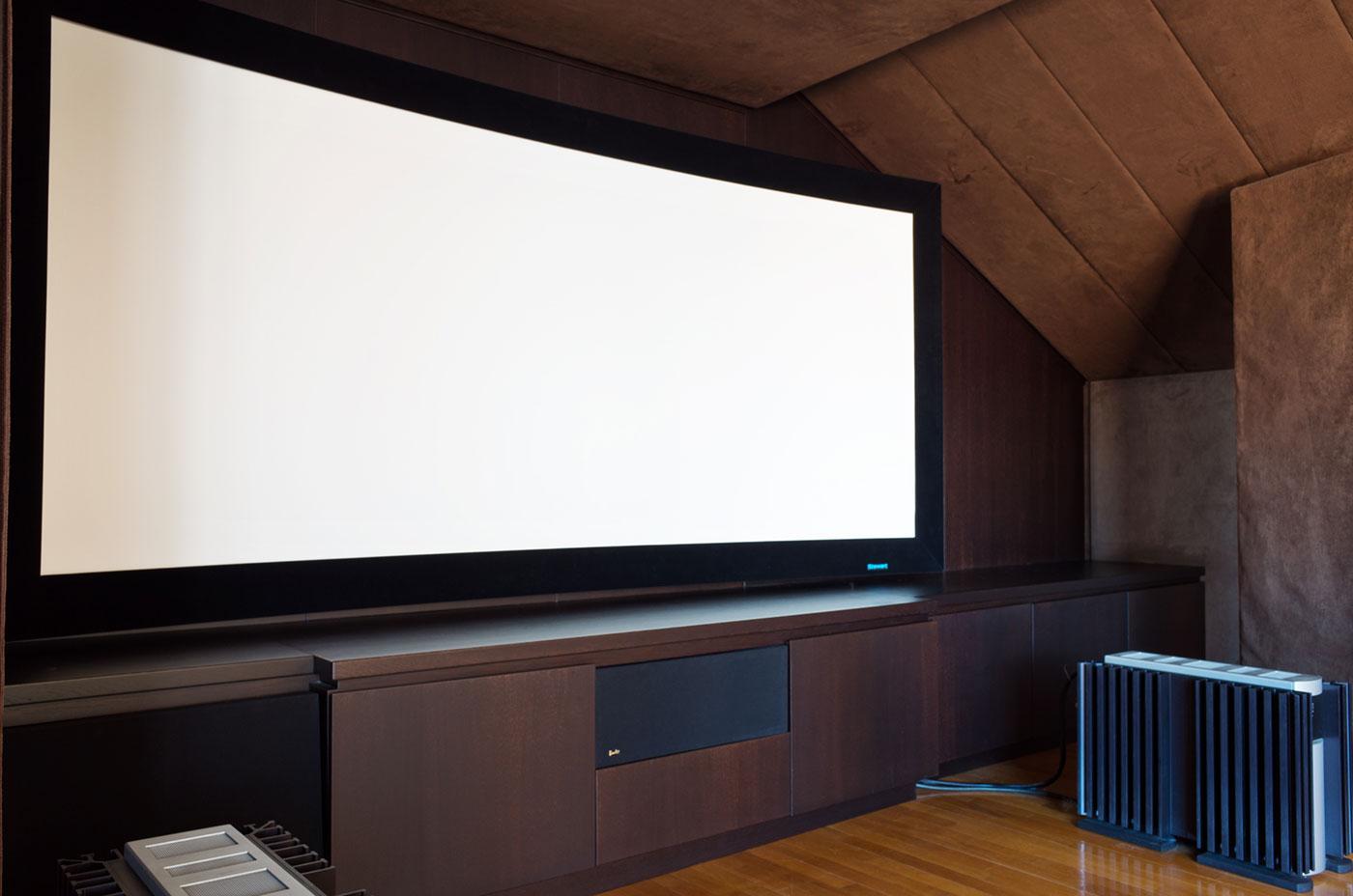 SIOTIS | CUSTOM CARPENTRY - HOME CINEMA FURNITURE